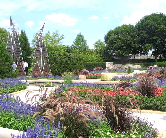 view of botanical garden